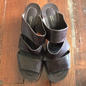 Used Joan & David Sandals Handmade in Italy size 8